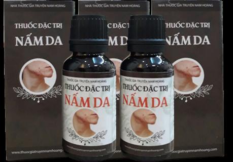 Thuốc đặc trị nấm da Nam Hoàng